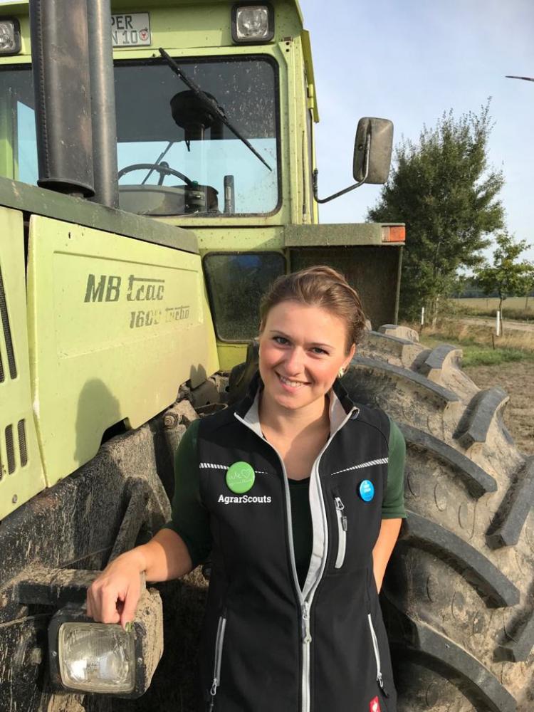 AgrarScout Henriette Keuffel