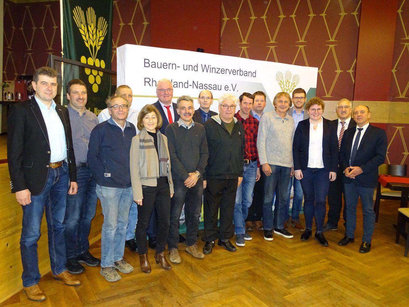 Neuer Vorstand im Kreisbauernverband Ahrweiler