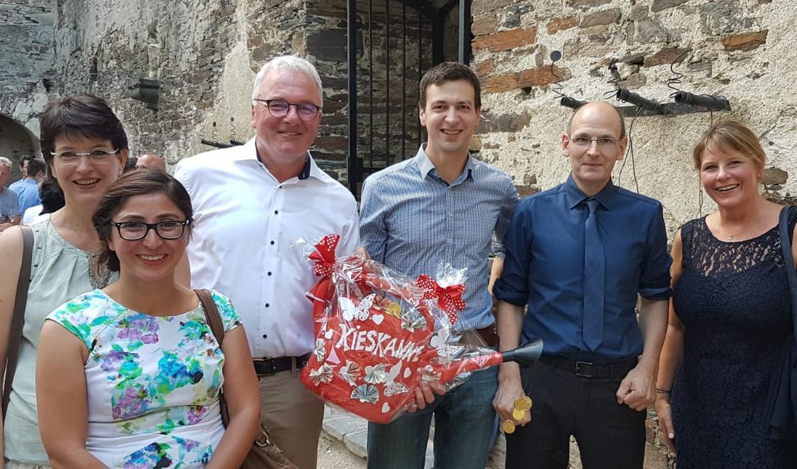 Kreisbauernverbandschef F. J. Schäfer wird 60