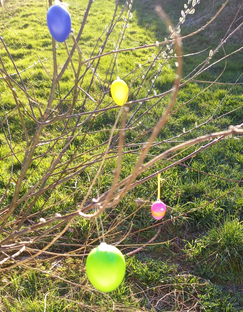 Frohe und gesunde Ostertage!